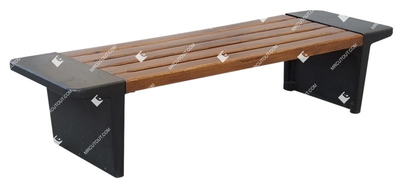 Cut out Bench 0002