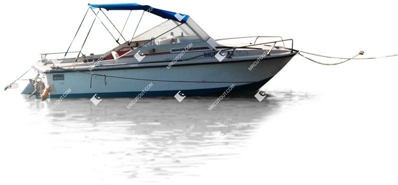 Cut out Boat 0044 preview
