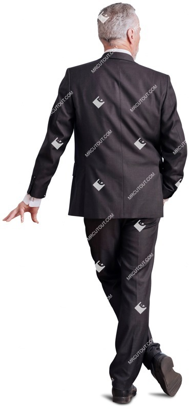 Cut out people - Businessman 0004