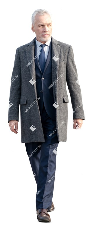 Cut out people - Businessman Walking 0048 preview