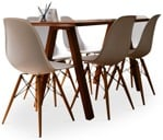 Cut out Chair Table 0007 | MrCutout.com