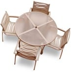 Cut out Chair Table 0011 | MrCutout.com