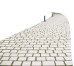 Cut out Paving 0001 | MrCutout.com