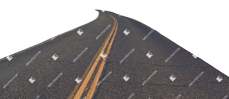 Cut out Road 0001
