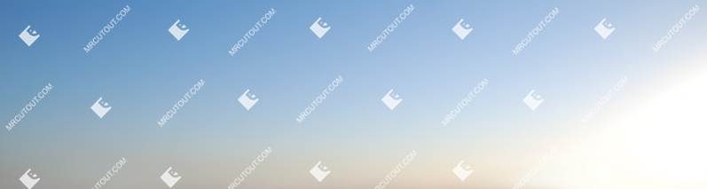 Sky for photoshop - Sunny Blue 0008 preview