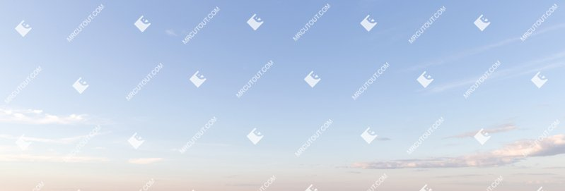 Sky for photoshop - Sunny Blue 0019 preview