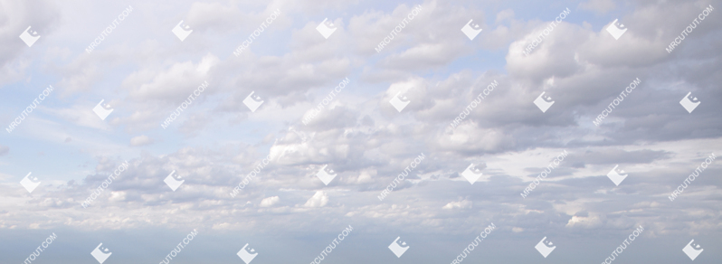 Sky for photoshop - Sunny Clouds 0018