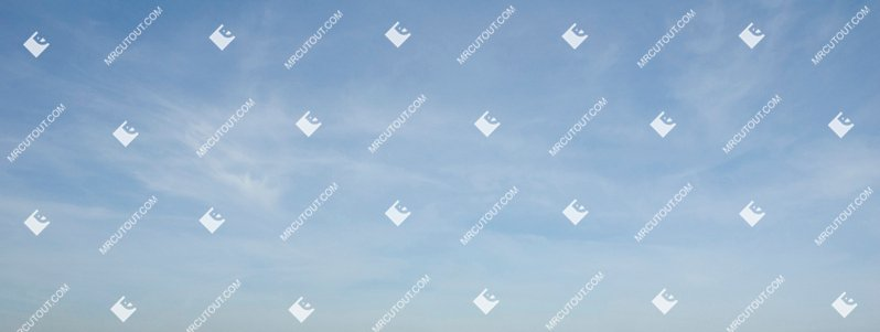 Sky for photoshop - Sunny Clouds 0032