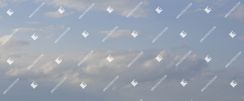 Sky for photoshop - Sunny Clouds 0040 preview