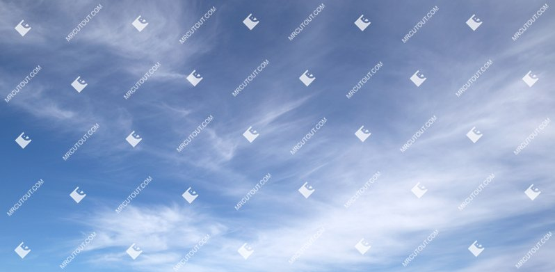 Sky for photoshop - Sunny Clouds 0066