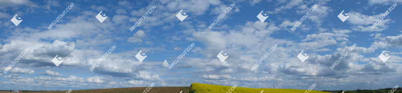 Sky for photoshop - Sunny Clouds 0085 preview