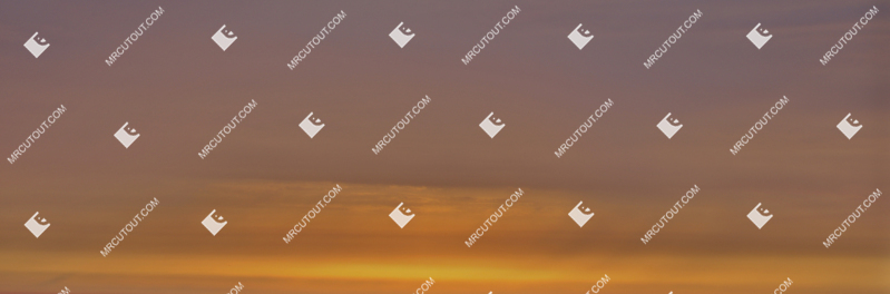 Sky for photoshop - Sunset 0004 preview