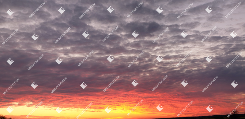 Sky for photoshop - Sunset 0042
